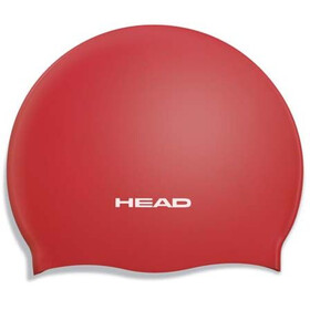 HEAD Swim Cap Silicone Moulded Red (RD)